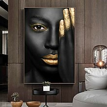 JinYiGlobal Schwarzafrikanische nackte Frau