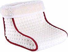 Jinclonder Elektro-Fußwärmer für Büro und
