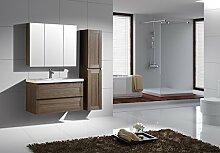 Jindoli Waschtisch Badezimmer Waschbecken mit