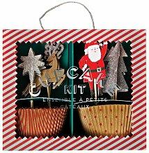 Jingle all The Way Cupcake Ki