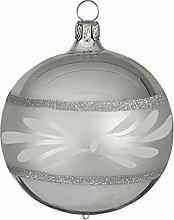 Jingle Bells Lauscha Christbaumkugel 5cm Wanda