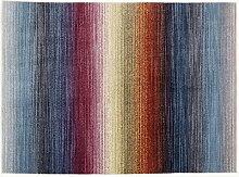 JINGLE LINE moderner Designer Teppich in