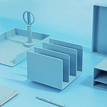 JINHUADAI Desktop-Office-Datei-Regal Regal Regal