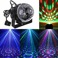 JINHUGU Mini-RGB-LED-Party-Disco-Club DJ-Licht