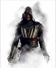 JINLXG Assassins Creed 5D Voller Diamant Malerei