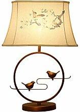 JINQDF Handgemachte Vogel Handwerk Kronleuchter