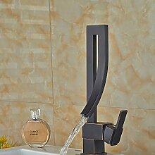 JinRou Fashion design Messing Dusche Waschbecken Toilette mit warmen und kalten Wasserhahn