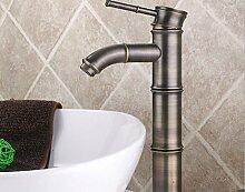 JinRou Modernen/zeitgenössischen Luxus Waschbecken Waschbecken wasserhahn Tippen über Zähler/antike Armaturen/WC-Armatur