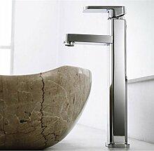 JinRou Modernes Bad Waschbecken Wasserhahn Retro Waschbecken Wasserhahn
