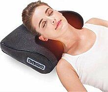 JINRU Shiatsu Massagekissen Für Den Hals, Den