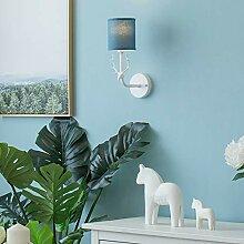 JINSHUL Nordic Wand Lampe Schlafzimmer