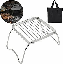 Jinxuny Outdoor Faltbare tragbare Camping Grill