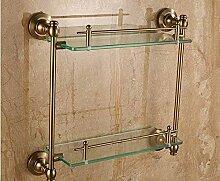 JinYiDian'Shop-Badezimmer Accessoires, Badezimmer oder Küche Handtuchhalter Halter Wandhalterung Storage Rack, Organisieren Sie alle Regal mit Handtuchhalter, Handtuchhalter, Edelstahl