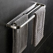 JinYiDian'Shop-Badezimmer Accessoires, Badezimmer oder Küche Handtuchhalter Halter Wandhalterung Storage Rack, Organisieren Sie alle Regal mit Handtuchhalter, Handtuchhalter, Saugnapf Handtuchhalter