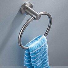 JinYiDian'Shop-Badezimmer Accessoires, Badezimmer oder Küche Handtuchhalter Halter Wandhalterung Storage Rack, Organisieren Sie alle Regal mit Handtuchhalter, Handtuchhalter Edelstahl Handtuchhalter