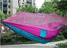 JinZhiCheng Nylon Camping Moskitonetz Double