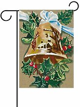 JIRT Garten-Flagge, 30,5 x 45,7 cm,