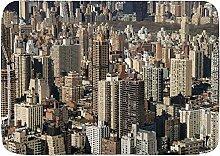 JISMUCI Badematten,United States NYC Luftbild