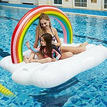 Jjek Riesen-Schwimmfloß Fun Swimming Pool Float,