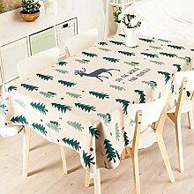 JJHR Tischwäsche Natürliche Pflanzenstoff