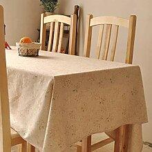 JJHR Tischwäsche Pastorale Baumwollleinen