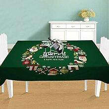 JJHR Tischwäsche Tischdecke Tischdekoration