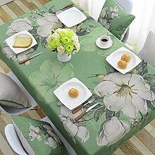 JJHR Tischwäsche Tischset Tischdecke Stoff