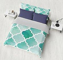 JJLESUN2 3D Geometrische Skate Bettbezug Sets