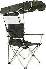 JJYGONG Camping-Camping-Stuhl, Folding-Sportstuhl