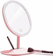 JKAD Kosmetikspiegel mit Licht und Vergrößerung