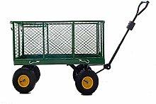 JKC Bollerwagen Transportwagen Gartenwagen
