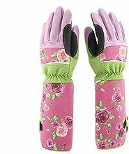 JKDKK Long Rose Pruning Gartenhandschuhe