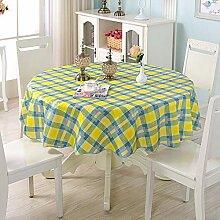 JKHSZKHH Tischtuch für PvcPastoral PVC