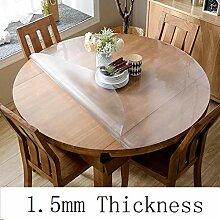 JKHSZKHH Tischtuch für PvcWohnküche Wasserdicht