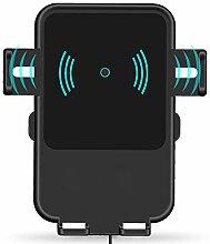 JKLP Auto drahtlose Aufladung Handyhalter