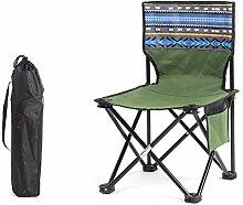 JKLP Camping Stuhl leichte Klappstuhl mit