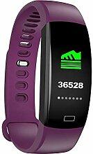 JKLP Fitness-Tracker, Farbdisplay Fitness-Uhr