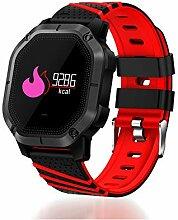 JKLP Fitness-Tracker, Fitness-Uhr mit Pulsmesser