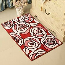 JKYIUBG Bath mat Bodendekor Badteppiche Teppiche
