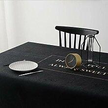 Jkykpp Tischdecke, wasserdicht, modern,