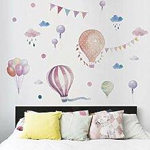JLZK Ballon Wandaufkleber Für Kinderzimmer
