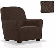 JM Textil Bielastische Sessel-Husse Hamlet Größe 1 Sitzer (von 70cm bis 110cm) Farbe 17