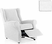 JM Textil Elastische Sessel-Husse relax Alana Größe 1 Sitzer (Standard), Farbe 00