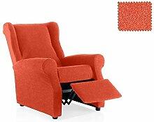 JM Textil Elastische Sessel-Husse relax Misi Größe 1 Sitzer (Standard), Farbe 09