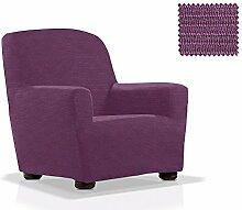 JM Textil Elastische Sessel-Husse Simba Größe 1 Sitzer (von 70cm bis 110cm) Farbe 02