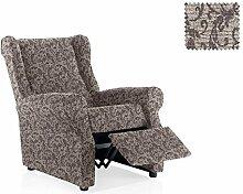JM Textil Husse Relax-Sessel Elton Größe 1 Sitzer (Standard), Farbe 02