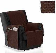 JM Textil Sessel-Schoner Pistu Größe 1 Sitzer (55cm), Farbe 07