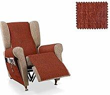JM Textil Sessel-Schoner relax Ody Größe 1 Sitzer (55cm), Farbe 39