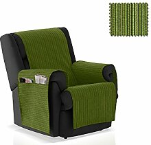 JM Textil Sessel-Schoner Rino Größe 1 Sitzer (55cm), Farbe 04