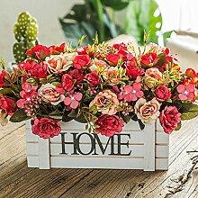 Jnseaol Kunstblumen Künstliche Blumen Gefälschte